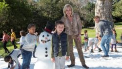 Winter Wonderland at LA County Parks
