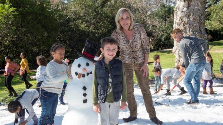 Winter Wonderland at LA County Parks