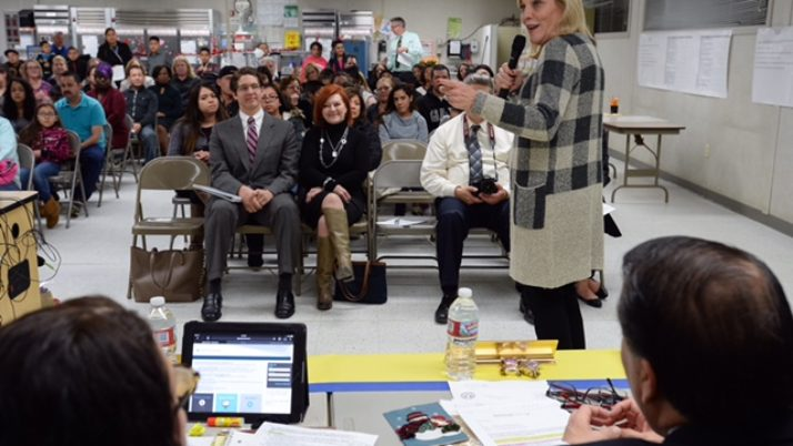 Keppel Union School Board Meeting