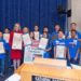 "Joe Walker Middle School ""Science Jets"" Win LA Regional Lego Robotics Championship"