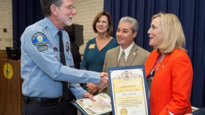 Glendora Police Auxiliary