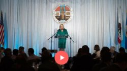 Supervisor Barger  Delivers Inaugural State of the County Address