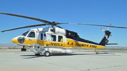 County Adds Two Sikorsky S70I Firehawk Helicopters to Firefighting Arsenal