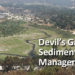 Barger Proposes Balanced Sediment Removal Plan for Devil's Gate