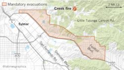 County Board Ratifies Proclamation of Local Emergency for the Creek and Rye Fires
