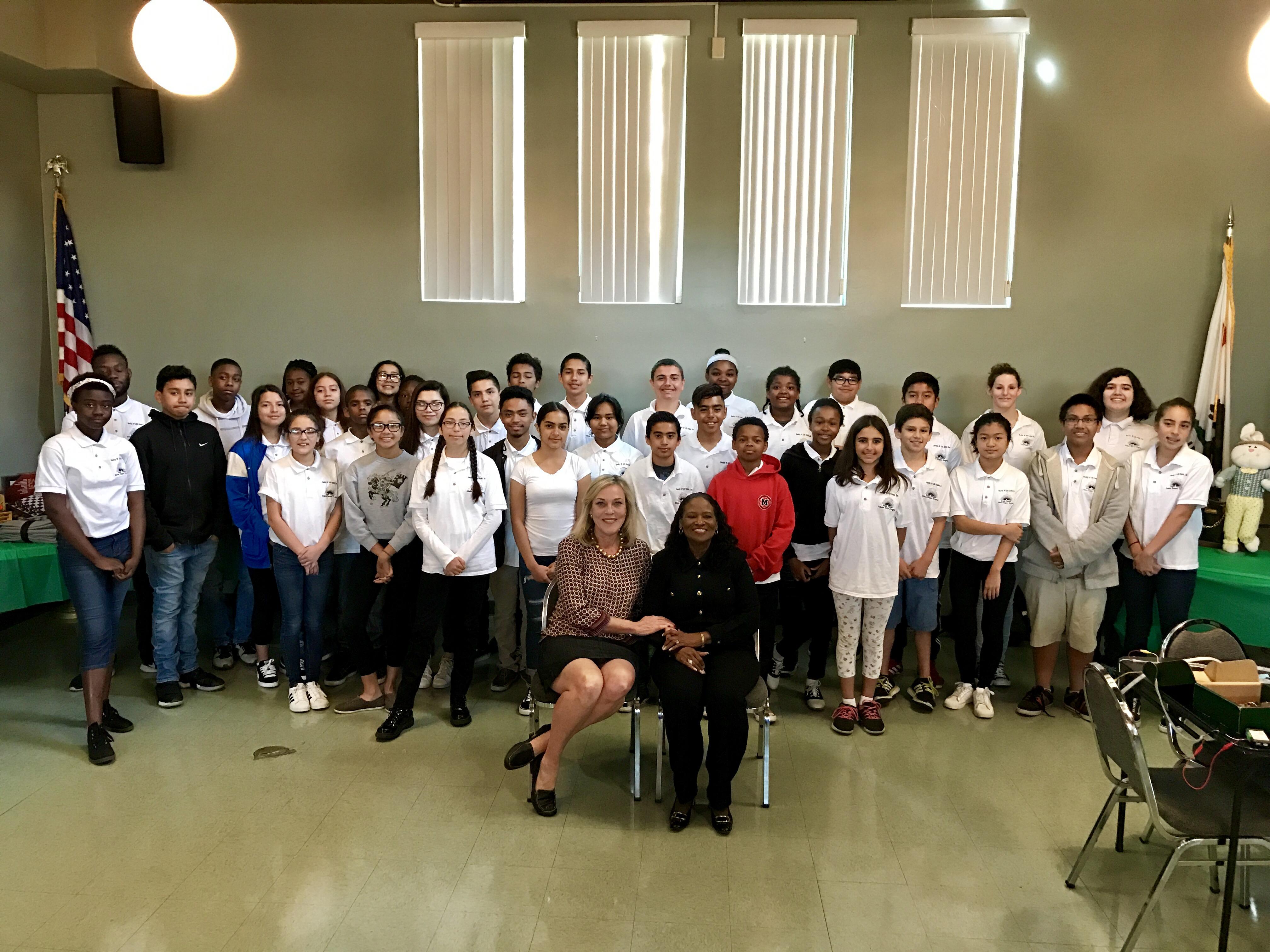Bright Future Scholars – Supervisor Kathryn Barger